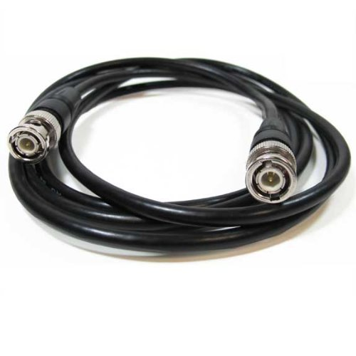 BNC Male to BNC Male Patch Cable (6 FT)