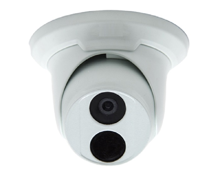 IPC3614SR3-DPF28M, 4MP PoE Network IR Fixed Dome Camera 2.8mm