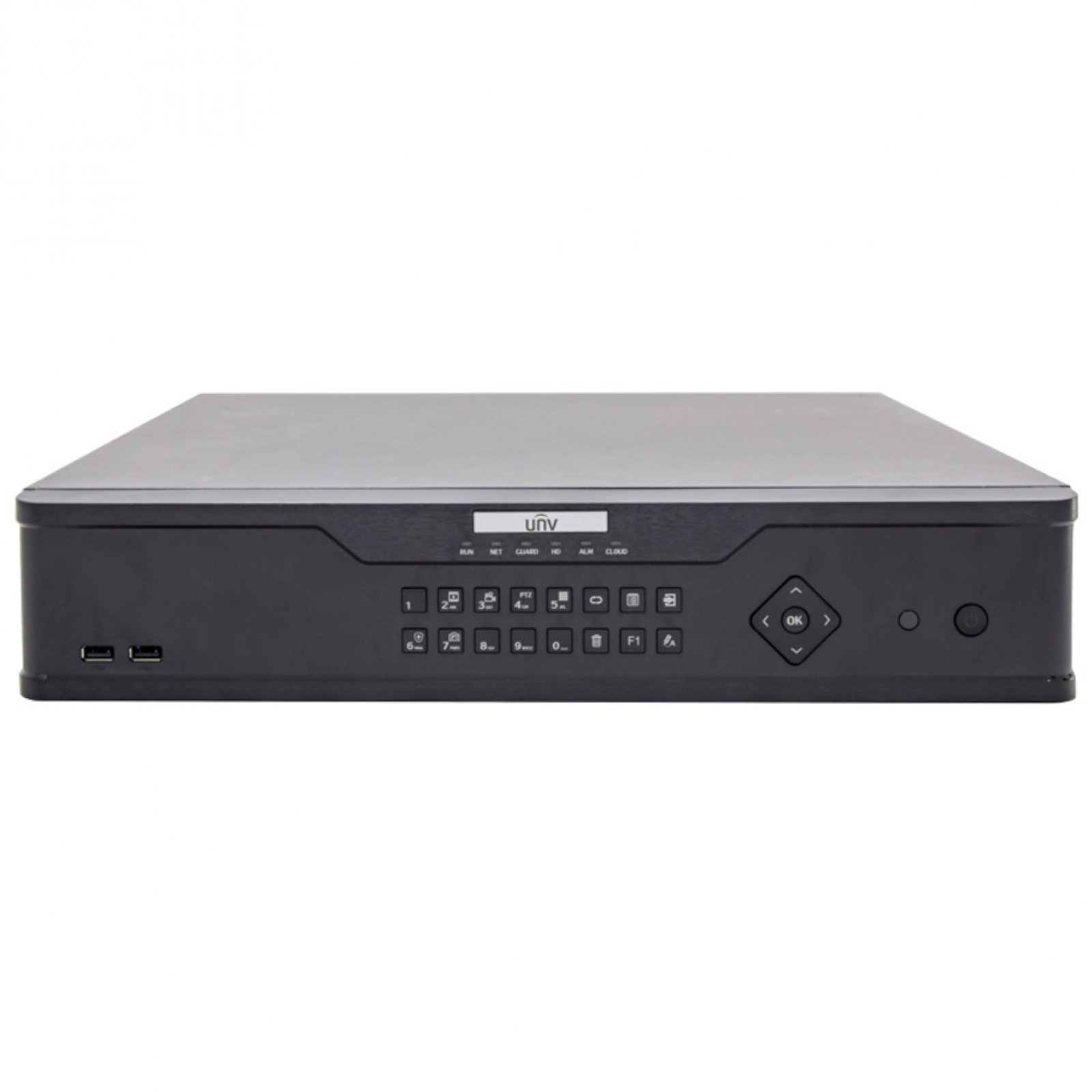 NVR304-32EP-B, 32 Channel NVR 16 Built-In PoE Plug N Play, 4xHDD